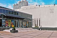 Houston Museum of Natural Science   Houston Museum District