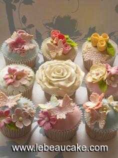 Le Beau Cake decorating ideas