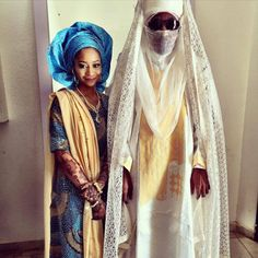 koko   level's   Blog: Former CBN Governor -now Emir of Kano with his dau...