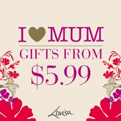#Lovisa Mother's Day Special