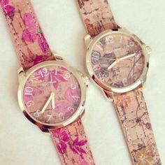 Vintage Floral Watch – shopebbo