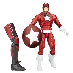 Amazon.com: Marvel 6-Inch Legends Series Red Guardian Figure: Toys & Games