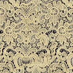 Cream Lace Over Charcoal Grey fabric by bohobear on Spoonflower - custom fabric