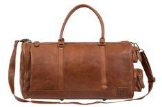 Student style holdall (Mahi Leather)