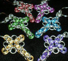 Jewelry: Celtic Cross -- 3-in-1 Tutorial