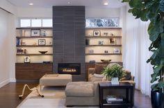63 best fireplace bookshelves modern images modern fireplaces rh pinterest com contemporary modern fireplace shelves contemporary modern fireplace shelves
