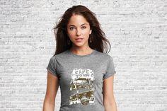 Cape Town - Girls T-shirt