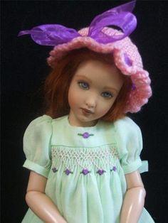 Doll Smocking