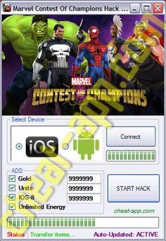 Marvel Contest Of Champions Hack Tool Telecharger Gratuit  Download: http://cheat-app.com/marvel-contest-champions-hack-tool/