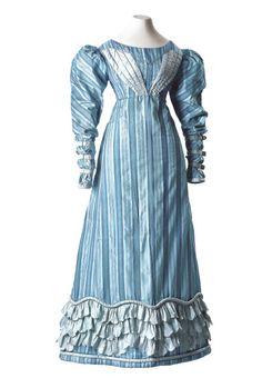 Dress ca. 1825 From the Museo de la Moda