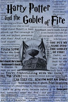 Harry Potter Book Series Quotes | Harry Potter Book #4