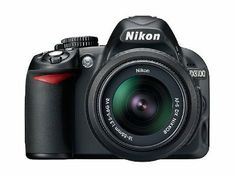 Nikon D3100 via @CNET