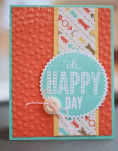 Love to Make Cards: Stylin' Stampin' Squad Blog Hop - January 2014