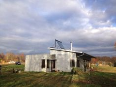 Off Grid Prefab House Goes To Town And Back- InLight Loving The City Of Light.