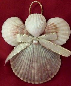 Seashell Angel