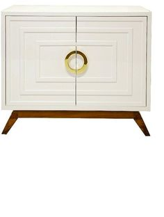 Worlds Away Bernard WH | Find it here: https://www.plumgoose.com/worlds-away-bernard-2-door-cabinet-in-white | $2,122.50 - Shipping Include!