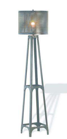 Perforated Metal Floor Lamp $398