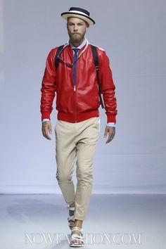 #Menswear #Trends Frankie Morello Spring Summer 2014 Primavera Verano #Tendencias #Moda Hombre