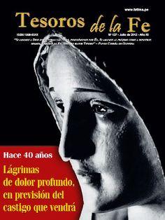 Palabras del director Nº 127 - Julio 2012 - Año XI - El Perú necesita de Fátima