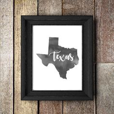 Large world map gray gold wanderlust world map watercolor texas sign texas outline texas state texas art map poster gumiabroncs Images