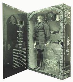 "The Vampyre in ""Nosferatu"" Silver Screen Edition Doll Sideshow"