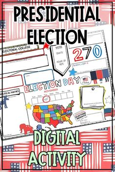 Everything you need to teach your upper elementary social studies students about the U.S. presidential election while distance learning! This digital presidential election unit teaches students about the presidential election process, electoral college, political parties, and election campaigns using nonfiction readings and sketch notes graphic organizers. Your 4th, 5th, and 6th grade social studies students will also write and record a campaign speech to become president. 6th Grade Social Studies, Social Studies Activities, Elementary Science, Upper Elementary, Presidential Election Process, Rubrics For Projects, Sketch Notes, Blended Learning, Learning Process