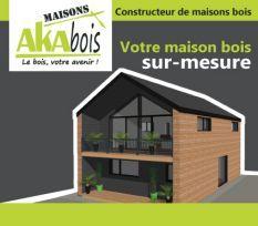 Construction de maison bois sur-mesure