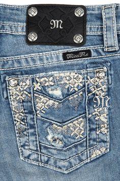 Pocket Pick: Dandelion Wish Capri #MissMeJeans!