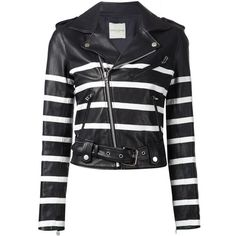 Splurge Janelle Monae's Bessie Screening Performance Each x Other... ❤ liked on Polyvore featuring jackets and outerwear
