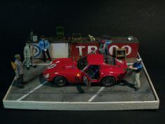 Ferrari 250 GTO Le Mans 1963 1/43