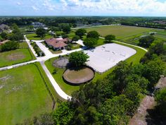 10 acre equestrian compound in the heart of Wellington, FL