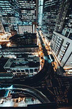 My new city. by Kostennn #fadighanemmd