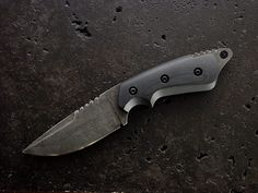 Custom fixed blade knife 160