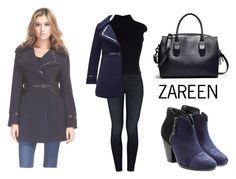 """""""ZAREEN Coat Contest"""" by tania-alves ❤ liked on Polyvore featuring rag & bone, Mother and Dsquared2"""