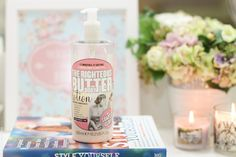 the righteous butter body soap & glory hidratante corpo resenha borboletas na carteira-2