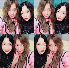SNSD - TaeNy : IG Update Holiday Night 10 Th Anniversary