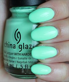 China Glaze Highlight of My Summer (From the Sunsational Collection - Click through for an in-depth review and more swatches!)