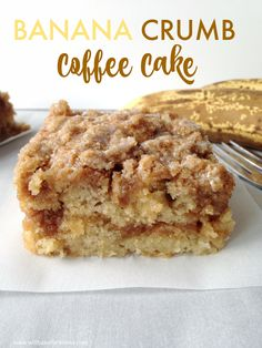Need a yummy recipe for Christmas morning? Try this Banana Crumb Coffee Cake!! My mom saw a similar recipe here and asked me to make something like it! I loved the idea, so I tweaked it with my own crumb cake recipe and created this yummy banana coffee cake. It has the perfect amount of...Read More »