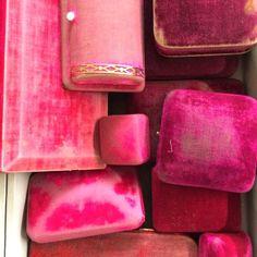Home — rebecca purcell Color Magenta, Couleur Fuchsia, Art Texture, Love Fest, Vintage Velvet, Vintage Pink, Vintage Decor, Valentine's Day, Everything Pink