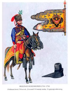 Wall | VK Seven Years' War, Austro Hungarian, Medieval Armor, 17th Century, Hungary, Troops, Army, Flag, Military