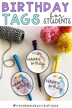 Birthday chart and gift tags { Toucan / Tropical Theme } Classroom Layout, Classroom Organisation, Classroom Displays, Classroom Management, Birthday Celebration, Birthday Gifts, Happy Birthday, Class Birthday Display, Back To School Hacks