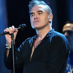 Morrissey Covers Lou Reed at Nobel Peace Prize Concert