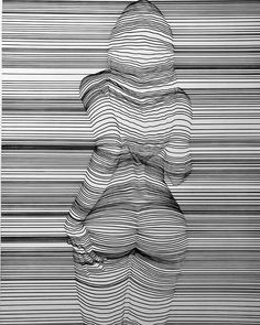 Brilliant Draw A Glass Ideas. Exquisite Draw A Glass Ideas. Illusion Kunst, Illusion Art, Op Art, Figure Drawing, Line Drawing, Drawn Art, Photo Images, 3d Drawings, Design Graphique