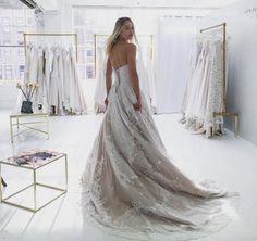 Brisbane Runway Show Teaser - One Fine Day Wedding Fair Designer Wedding Gowns, Bridal Wedding Dresses, Dream Wedding Dresses, Wedding Attire, Wedding Fair, Bridal Fashion Week, The Dress, Wedding Styles, Wedding Ideas