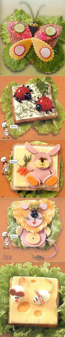 Карвинг для детей - фото. Интересные идеи для оформления блюд / Оригинальные рецепты детских блюд - для праздников, дней рождения / Ёжка - стихи, загадки, творчество и уроки рисования для детей
