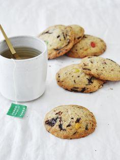 chocolate chip cookies. | #cookies