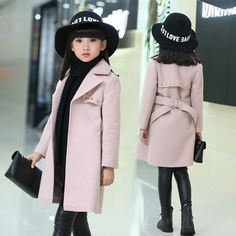 Shop the latest collection of Saalising Winter Jackets Girls Outwear Kids Wool Coat Thick Snowsuit Blends Toddler Fur Coats Children Clothes from the most popular stores all in one place. Girls Winter Jackets, Baby Girl Jackets, Winter Outfits For Girls, Fashion Kids, Kids Winter Fashion, Outfits Niños, Kids Outfits, Kids Clothes Boys, Kids Coats