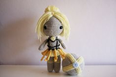 League of Legends Classic Orianna by LittleForestWorkshop on Etsy