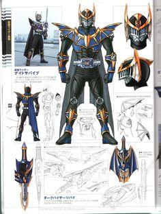 Kamen/Knight Rider Survive Wing