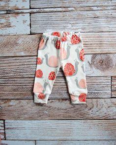 organic baby leggings baby pants baby leggins toddler by holdyoume